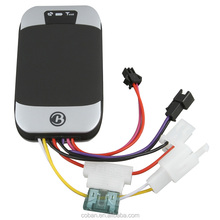Coban newest Vehicle GPS Tracker TK 303g GPS Car Tracker with Memory Card Slot &Cut off Oil& Power