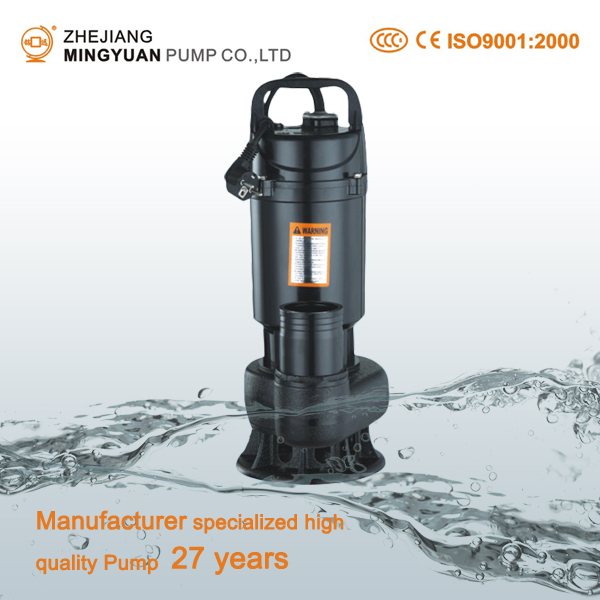 Wholesale chinese 05hp/0.75hp/1hp/1.5hp centrifugal submersible water pump for clean water
