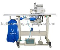 Pneumatic Vacuum Waste System for overlock/sewing machine (BA1100)