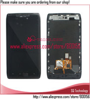 China lcd screen for Motorola Droid Razr XT910 XT912 XT915 XT920 LCD Display with Touch Screen Digitizer and Frame