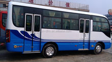 12 seats lhd mini city bus for sale