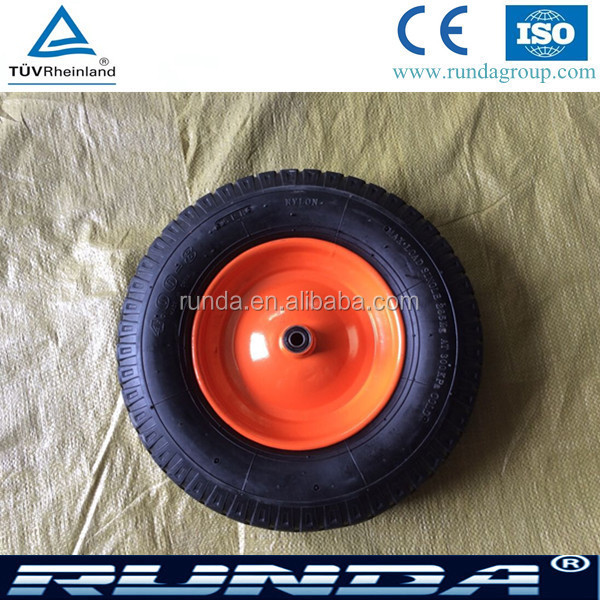 Wheel barrow wheel 4.00-8 Range of Tread On SALE