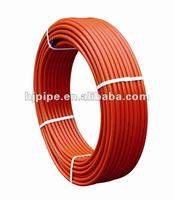 butt or Overlap welded multilayer PEX-AL-PEX pipes for hot water/aluminum plastic composite pipes