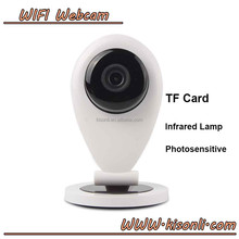 2016 New Design Mini HD 720P Wifi IP Camera Night Version Home security Camera