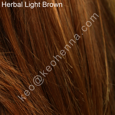 Manufacturer Exporter of Chemical Free Semi Permanent Hair Color Herbal Light Brown Henna