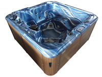 Hot-selling outdoor spa whirlpool hot tub with Balboa system