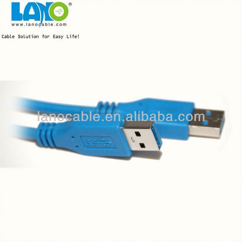 Provide usb 3.0 a type to mini b type cable
