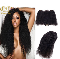Qingdao Human Hair Products Manufacturer Fashion Raw Virgin Peruvian Hair Extensions Kinky Curly Hair In South Africa