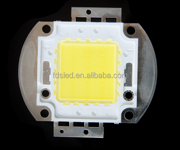 30-36V 150lm/w 50W 3000 - 4000K High Power LED warm white for flood Light