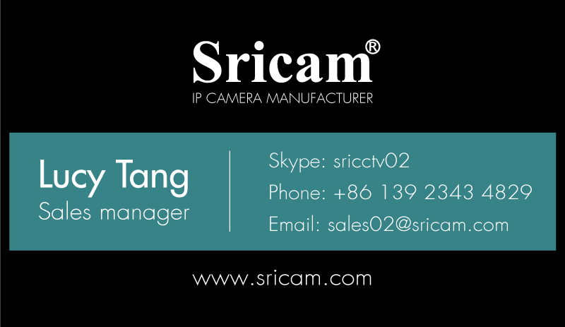 Sricam SP009 720P P2P wifi wireless mini IP Camera