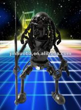 2012 Iron robot model toy
