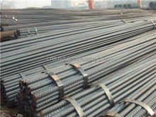 deformed bar price hot rolled ribbed steel bar for used rail