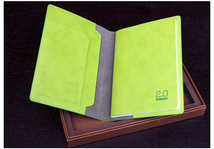2018 Wholesale A4 A5 A6 Business Meeting Organizer Notebook