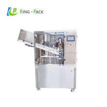factory sale plastic tube filling and sealing machine for cosmetics