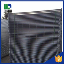 fencing wire mesh/metal grid fence/galvanized fence