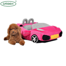 Hot Wholesale Fashion Soft Car Shape Dog Bed