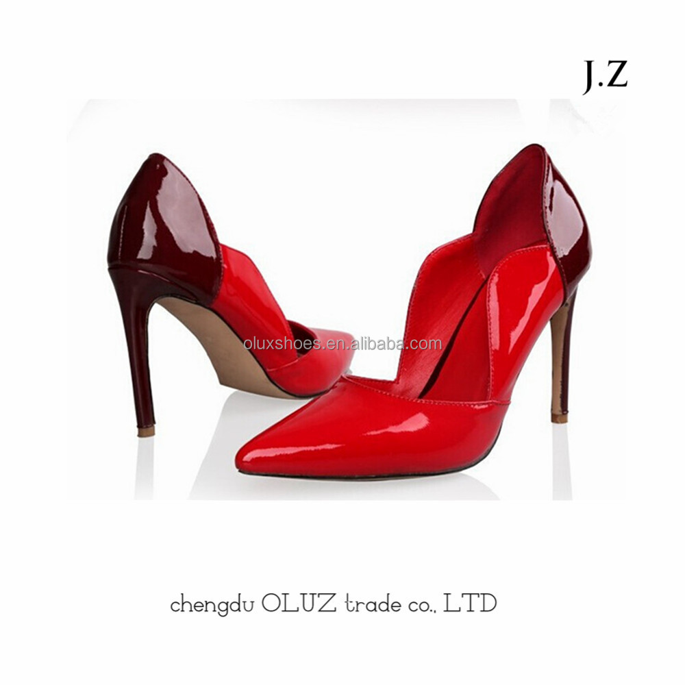 OP11 cheap oem women sexy high heels shoes