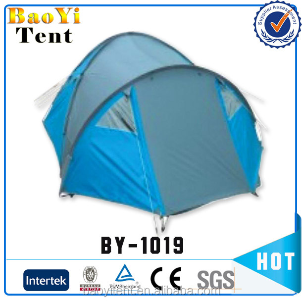 3 person outdoor camping tunnel tent for sale