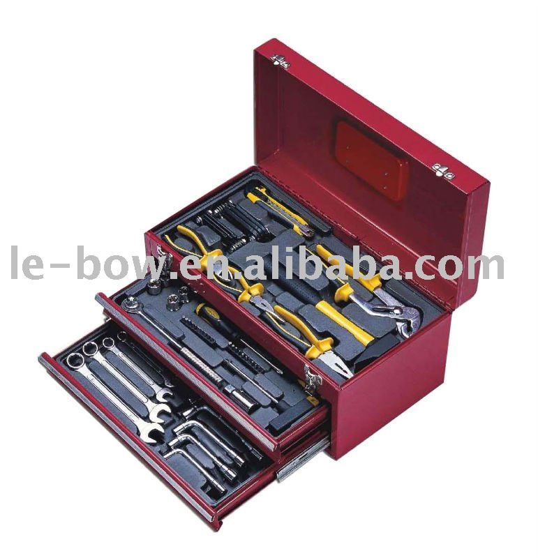 LB-284 83pc metal tool box
