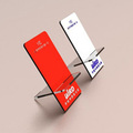 Hot sales custom clear acrylic mobile phone display