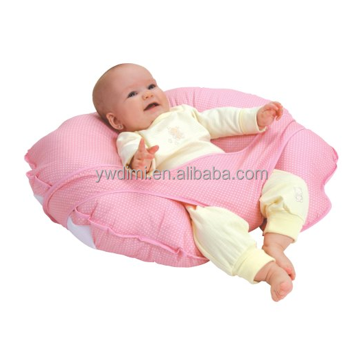 Multifunctional Detachable Nursing Pillow Breastfeeding Infant Baby Boppy Pillow Crawling Sitting Learning Pillow DM-005
