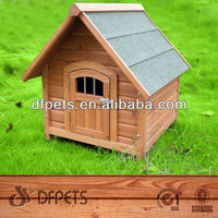 2014 New Design Wooden Dog Kennel DFD3006L