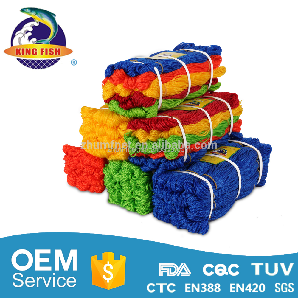 Polyester solid rope 210d packing twisted twine supplier for fishing net