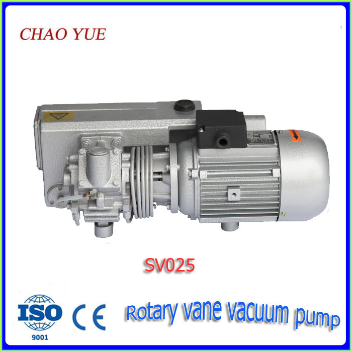SV025 rotary vane vacuum pump for battery operated vacuum pump