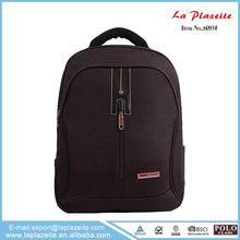 Fashionable Lightweight 18 inch laptop backpack, neoprene laptop bag