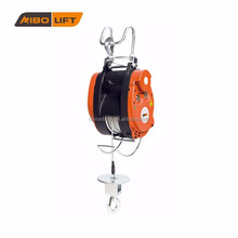 Portable Wire Rope Electric Hoist Crane Hoist