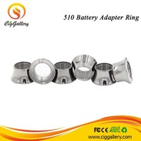 510 eGo connector e cig o ring muiltiple color option 510 thread adapter connector parts ce4 drip tip cover ring