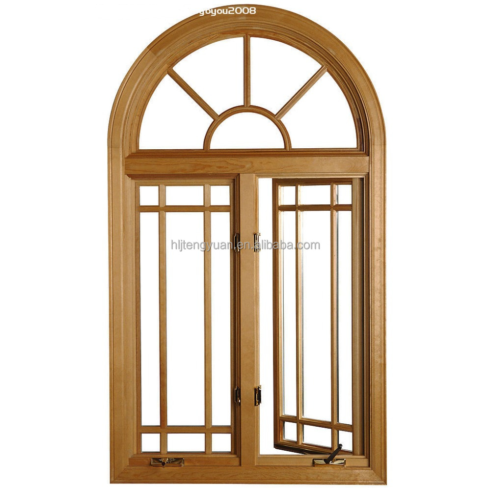 top quality solid wood window designs for homes buy