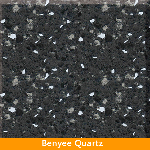 Newstar custom-made crystal black quartz color