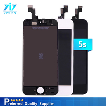 Mobile Phone Replacement Spare Parts Screen LCD Touch Assembly for iPhone 5S LCD Screen