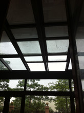Automatic Skylight Sliding Window/Glass Skylight Roofing Window Price
