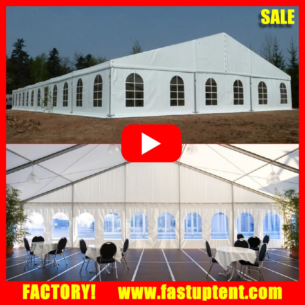 Large Rental Outdoor Festival Wedding Marquee Party Tent with Lining