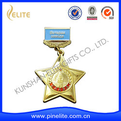 Factory directly cheap large sports meeting metal medal