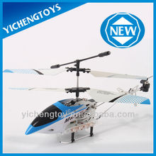 diecast model plane gyro metal 3.5ch toy rc helicopter