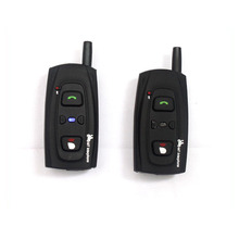 Low price Support Two Riders by Bluetooth System 500m Bluetooth Interphone for Motorcycle Helmet