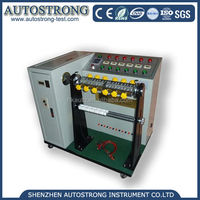 IEC60884 UL817 Power Line Cable bending Test Machine