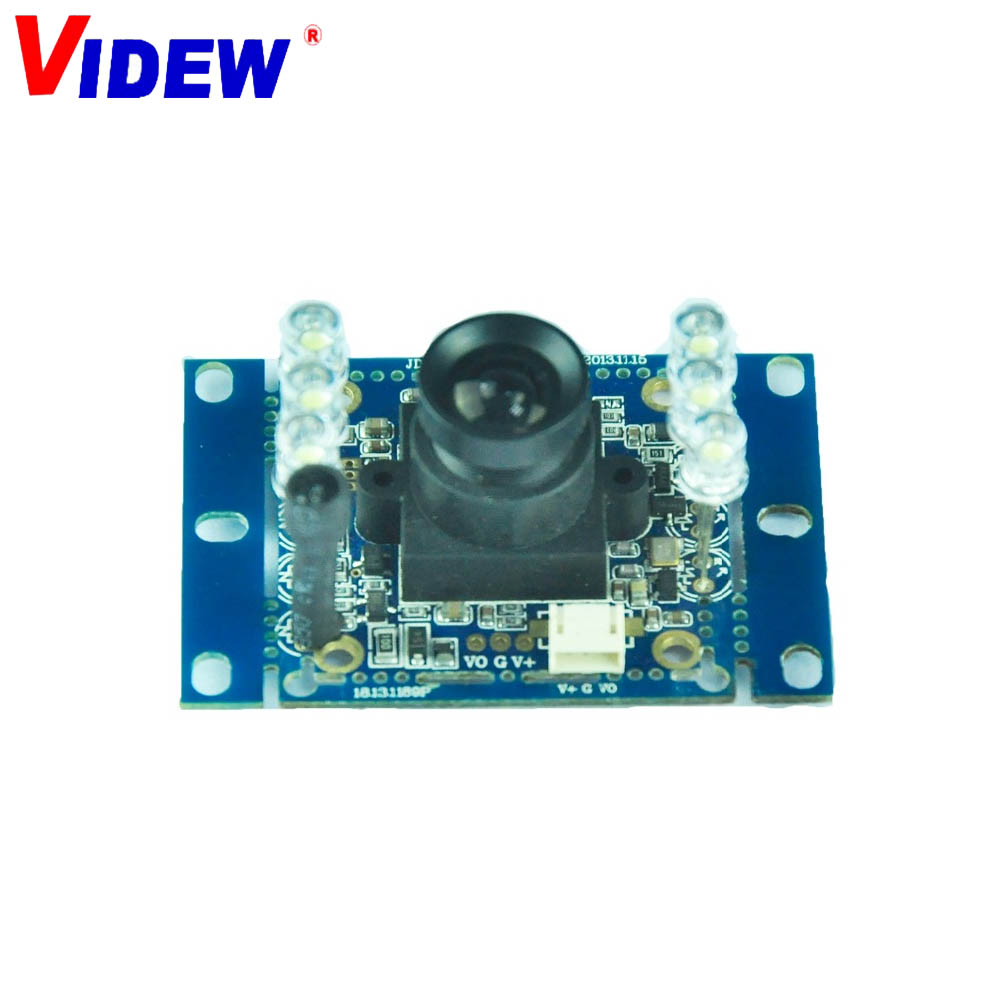 4k camera board with digital noise reduction