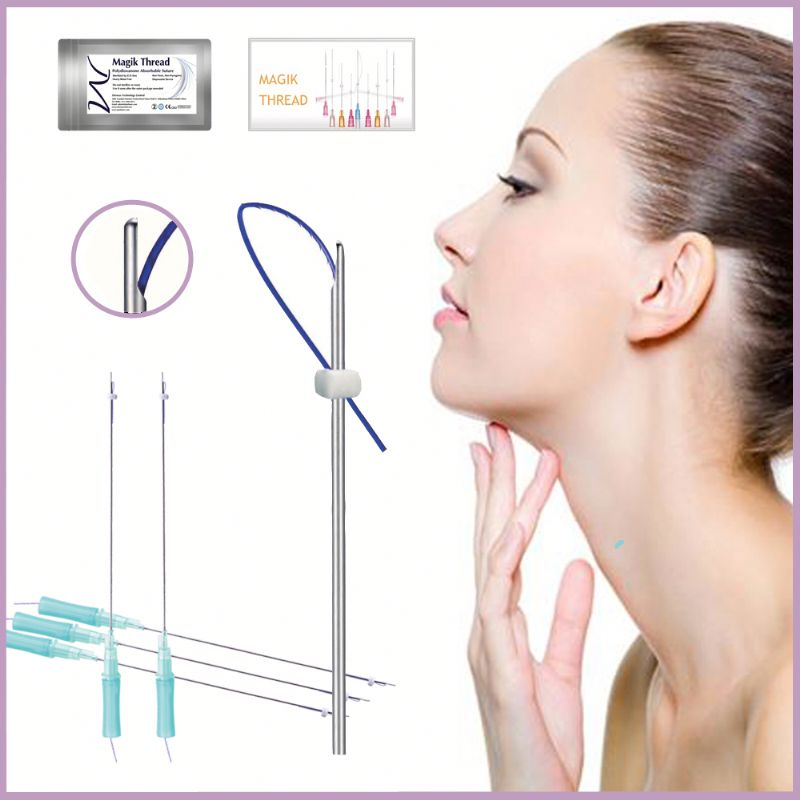 For Filler Disposable Medical skin elasticity thread lifting (pdo)
