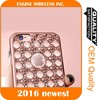 phone case mobile diamond combo case, for iphone case 5s