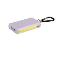 Portable White High Quality Led Working Light With Key Ring Camping lamp