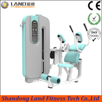 Abdominal crunch With High Quality /Body Building Machine / Commercial /GL-7057 with Counter Exercise Machines Land