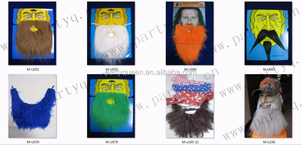 party beard mustaches for James Harden, Fear the beard M-U429