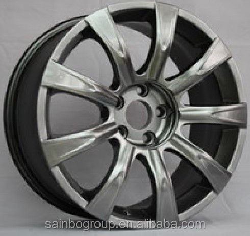 Best quality Automotive car alloy wheels s575