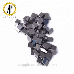 Easy brazing K10 K20 YG6 YG8 tungsten carbide saw tips for TCT saw blades