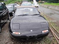 Used MAZDA Eunos roadster car
