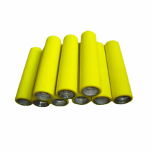 Machinery parts PU roller converting rubber coating roller for laminating machine